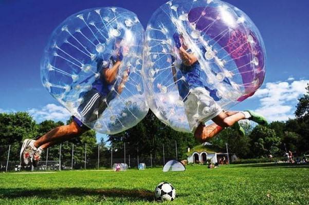 Fun und Spiel an der Sportday & Night in Tegerfelden